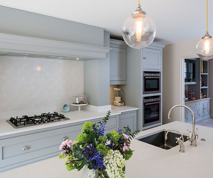 Traditional Style Kitchen Design With A Modern Twist: Rustic Kitchen Design, Kitchen