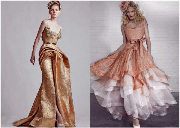 Designer Hochzeitskleider 2014 Ballkleider Abendkleider lang in ...