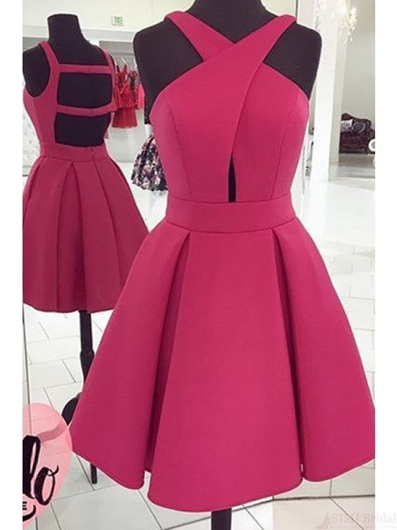 Vestidos color rosa ¡Dale un toque de color a tus días! | Pinterest ...