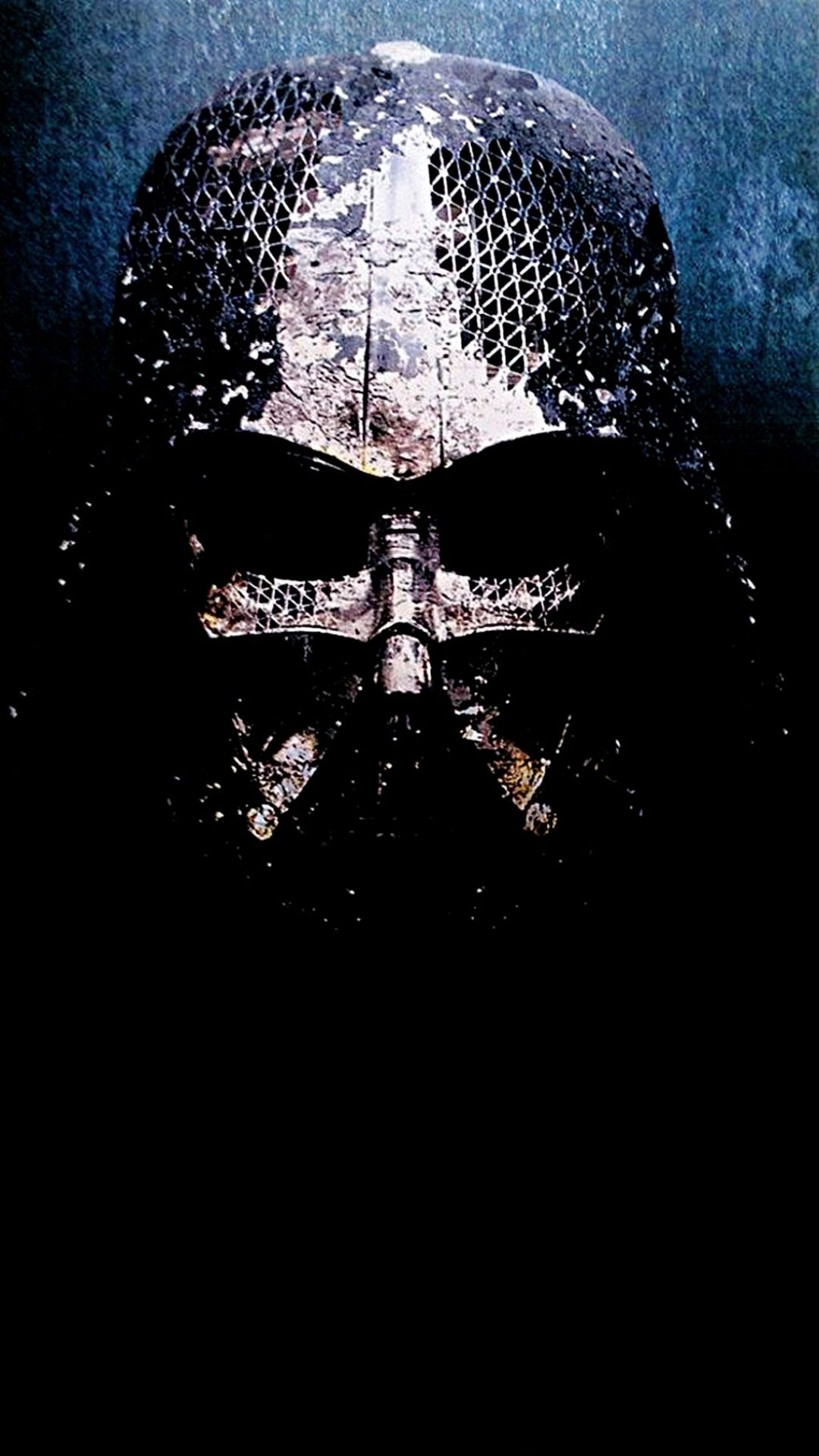 darth vader. tap to check out this awesome star wars iphone
