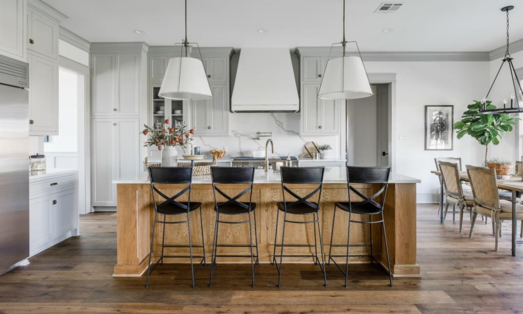 Lifecore Flooring Featured In Chip And Joanna Gaines Magnolia Homes Project In 2020 Flooring Trends Magnolia Homes Wood Floors Wide Plank