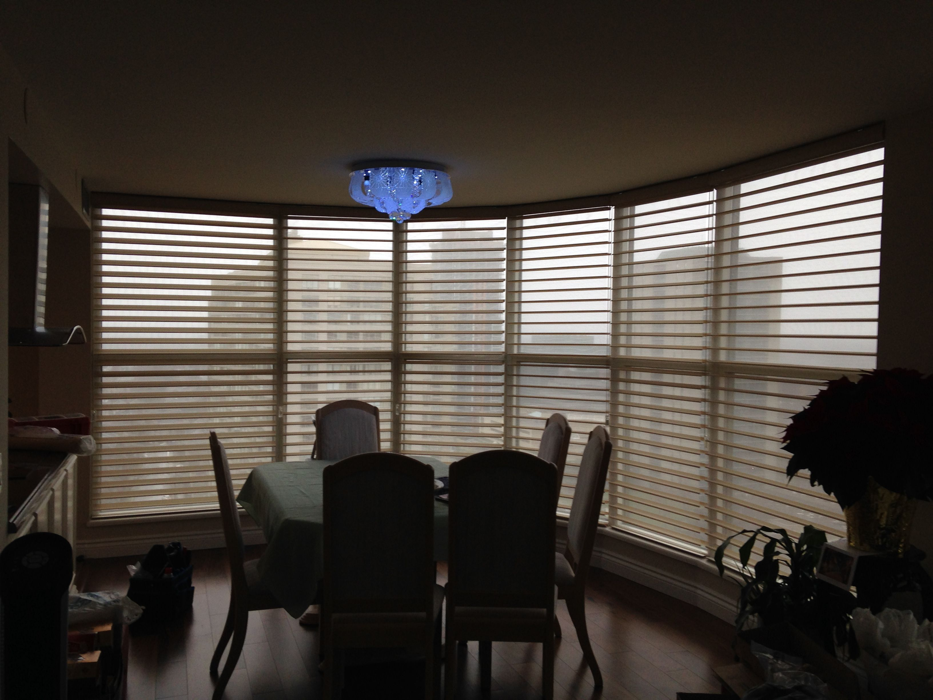 window treatments for bow windows bay bow archives simonton lovely bay window treatment our treview soft shade operates like the silhouette blinds and is bows