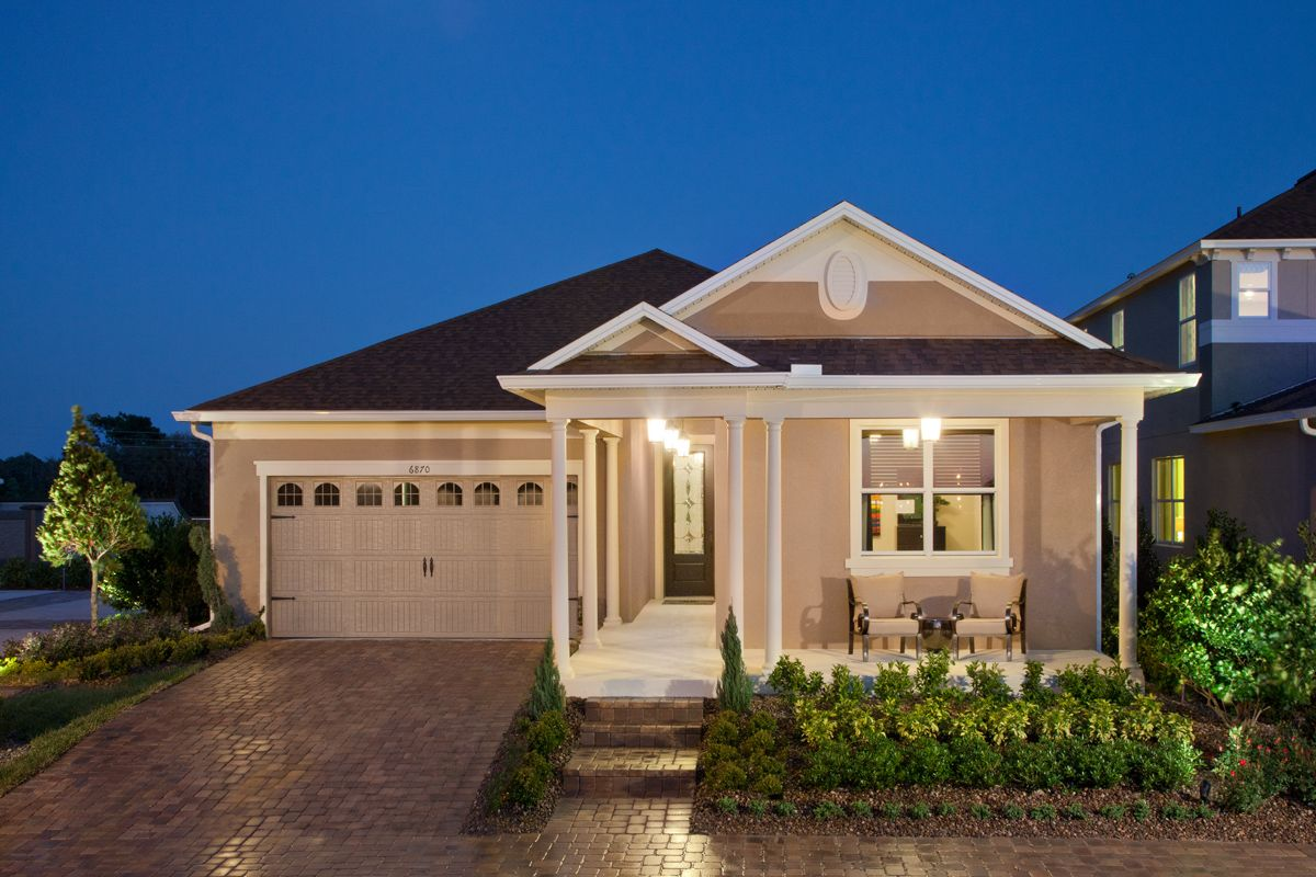 enclave at tapestry ii a kb home community in kissimmee fl