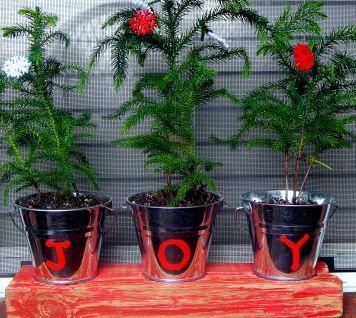 Joy weihnachtsdeko f r eure pflanzen xmas obi - Obi weihnachtsdeko ...