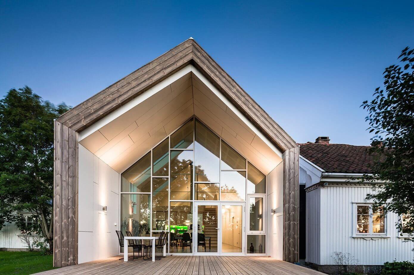 House In Fredrikstad By Link Arkitektur | HomeAdore