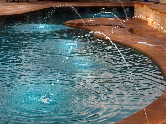custom commercial pool in austin texas built by designer pools outdoor living wwwdesignerpoolstxcom our pools pinterest pool builders pools and