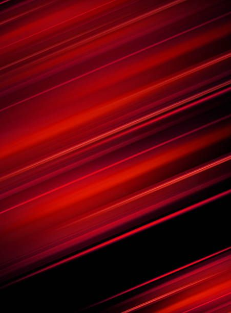 Abstract Red On Black Background Business Card Black Backgrounds