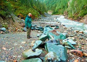 Nephrite and Jadeite | Chinese jadeNephrite Boulder