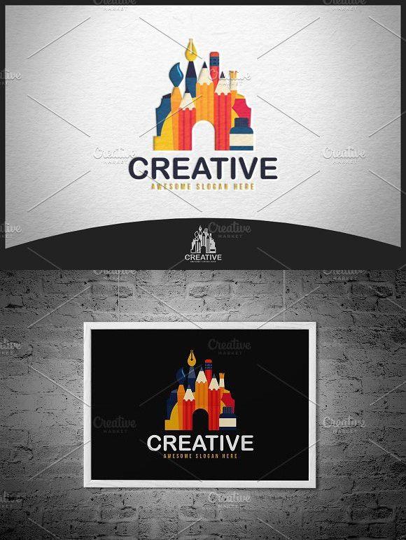 Creative logo logo templates logo templates pinterest logo creative logo logo templates pronofoot35fo Choice Image