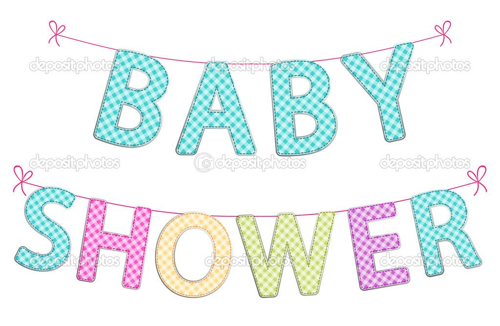 Guirnalda-de-Baby-Shower-con-letras-2.jpg (1023×666) | baby shower ...