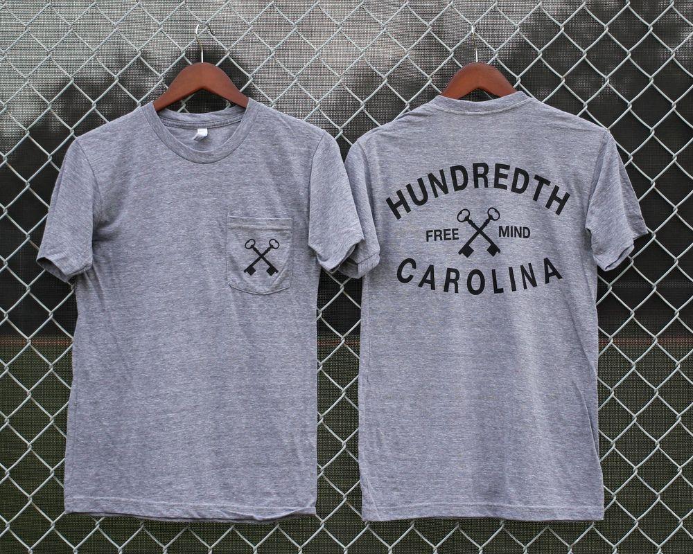 Hundreth - Grey Pocket Tee | Merch | Mens tops, Shirts und ...