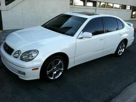 1998 Lexus GS400 i think mine was a 2000 but it was