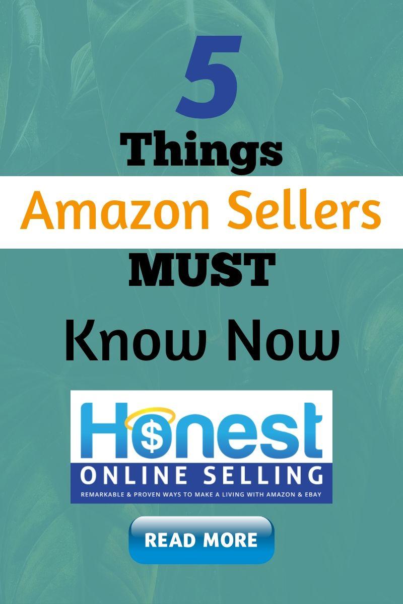 Amazon Mindset From Selling Experts Make Money On Amazon Amazon Fba Business Business Motivation