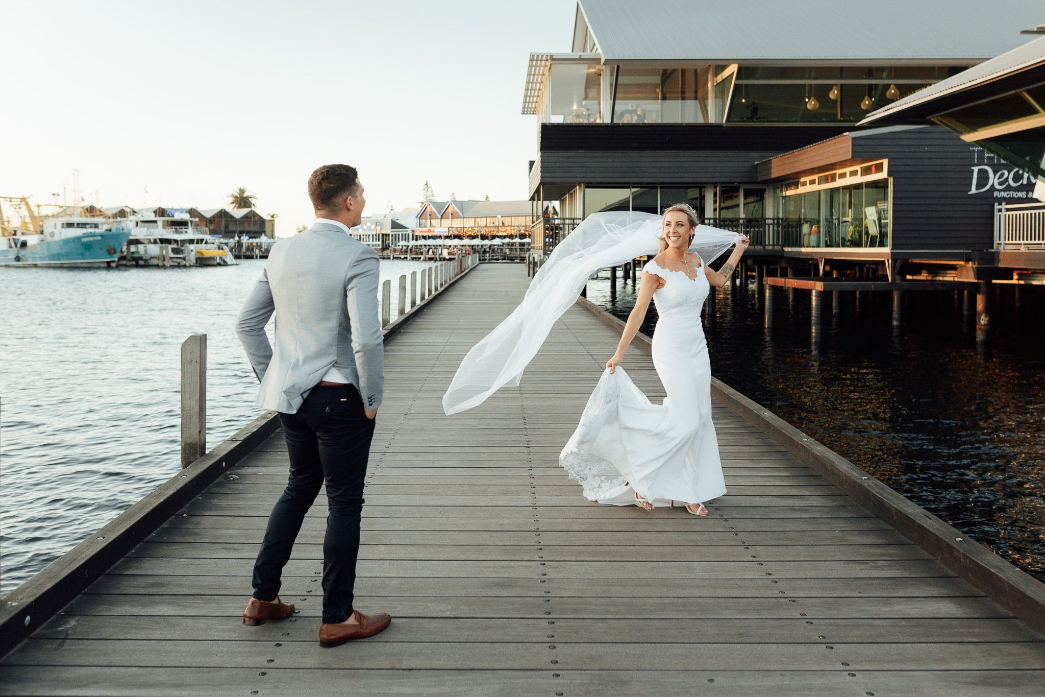 Little creatures wedding Fremantle in 2020 Photographing