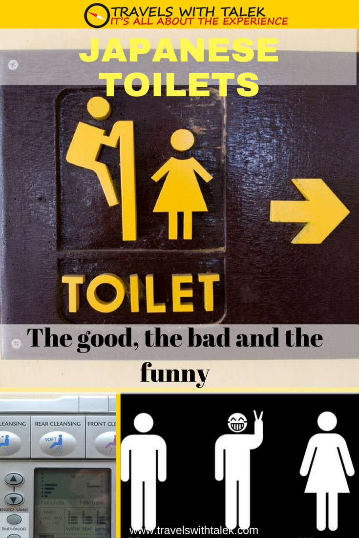 JAPANESE TOILETS: THE GOOD, THE BAD AND THE FUNNY | ☆THE BEST OF ...