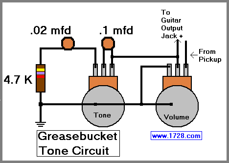 greasebucket tone circuit for guitar music, recording, etcgreasebucket tone circuit for guitar