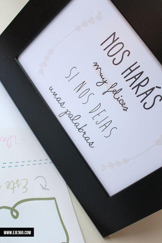 Inspiración Innovias: originales libros de firmas para tu boda