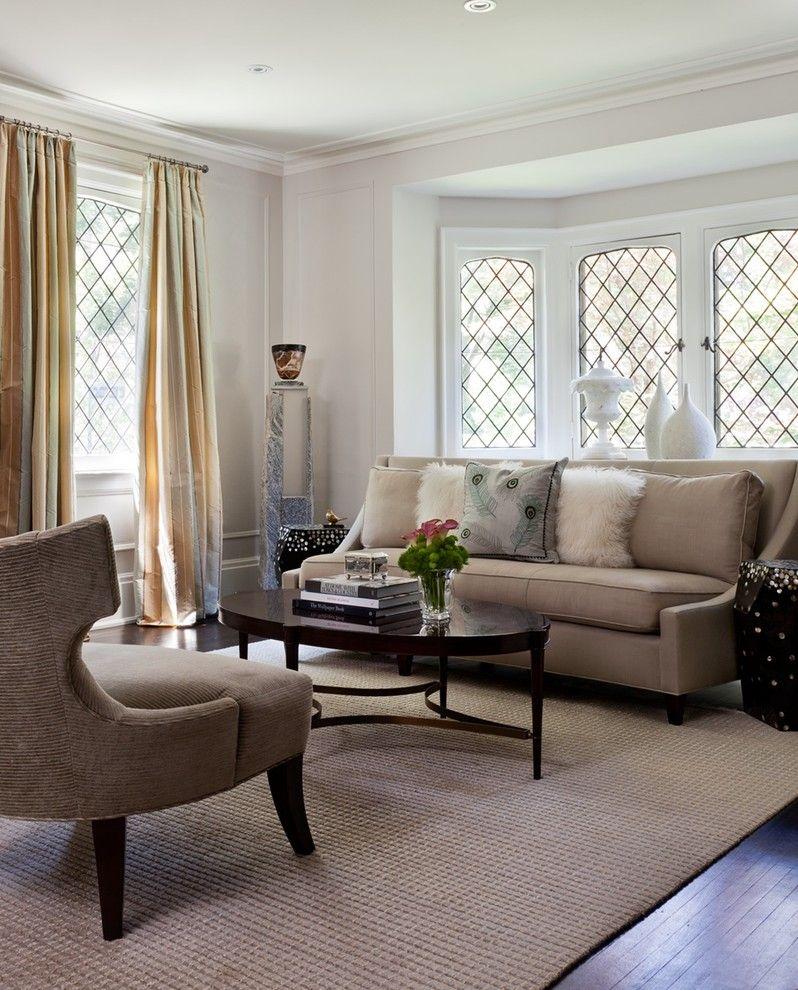 Beautiful Living Room Furniture: Thomas Pheasant Collection