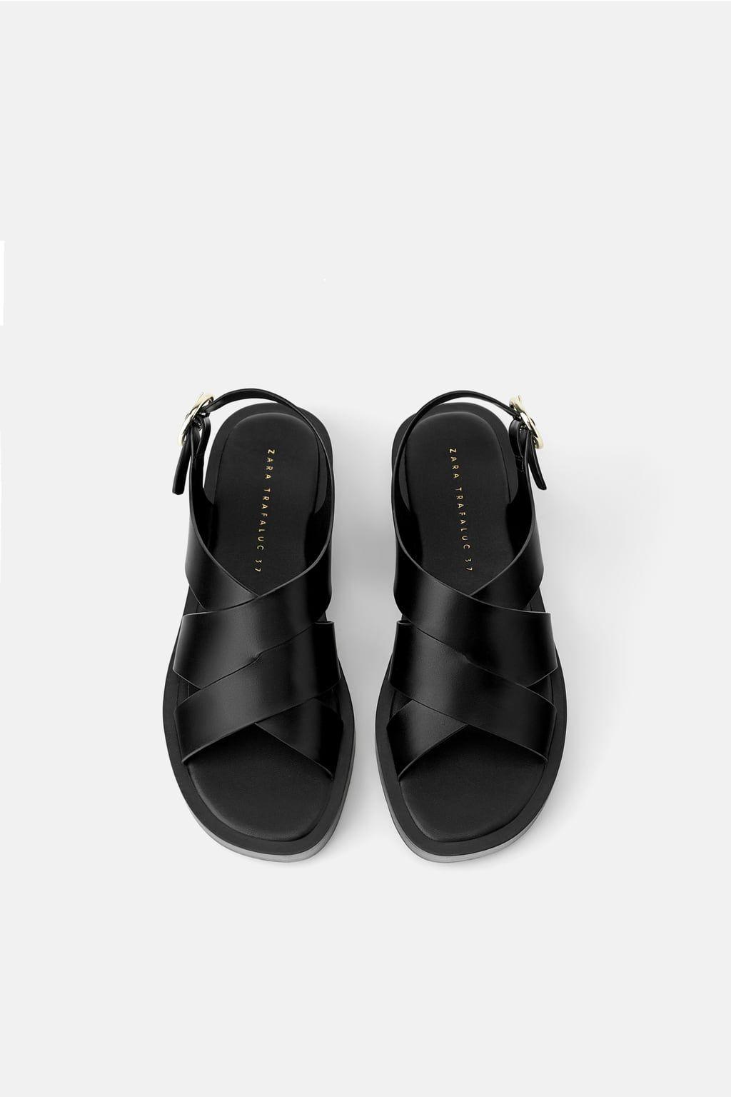 0bdd1a0c8 Join life minimal flat sandals in 2019 | I <3 want | Sandals, Flat ...