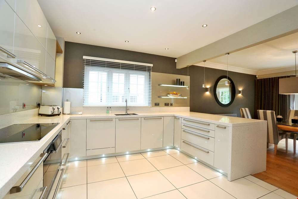Don T We All Love A Gleaming Kitchen Floor Make Those Tiles