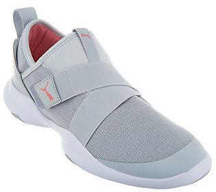 13ba1a79a10 Puma Mesh Slip-On Sneakers W  Goring - Dare AC