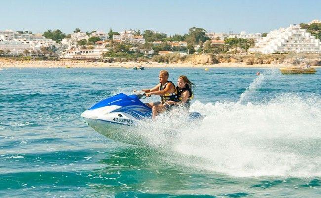 Jet Ski Albufeira Algarve