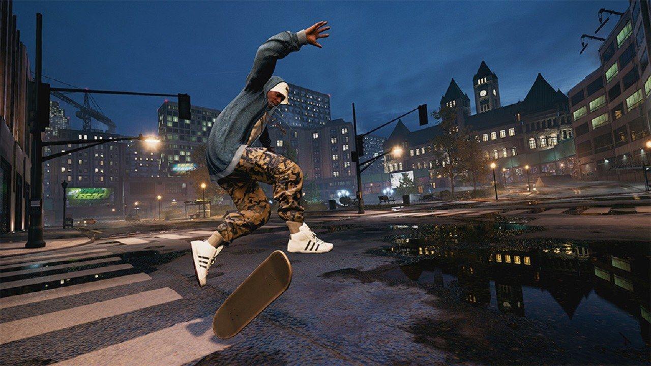 La versión coleccionista de Tony Hawk's Pro Skater 1 y 2