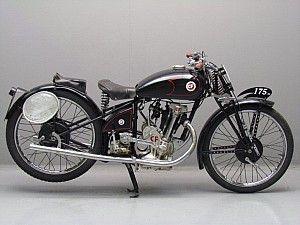 CF 1933 Leggera 175cc 1 cyl ohc