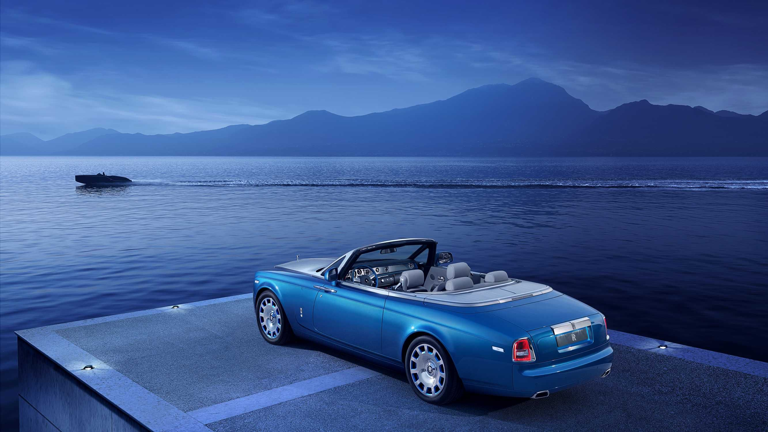 Rolls Royce Gets Closer To South Korea. Really Close. So you wanted ...