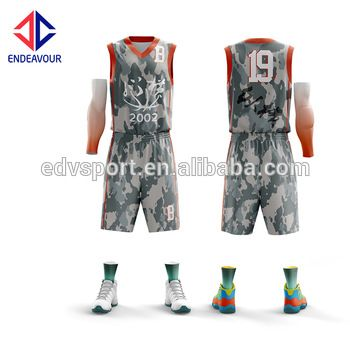 a9411426730 Top design Custom made sublimation camouflage basketball jersey ...