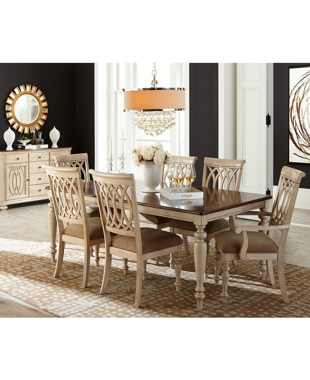 Dovewood Dining Room Furniture Collection