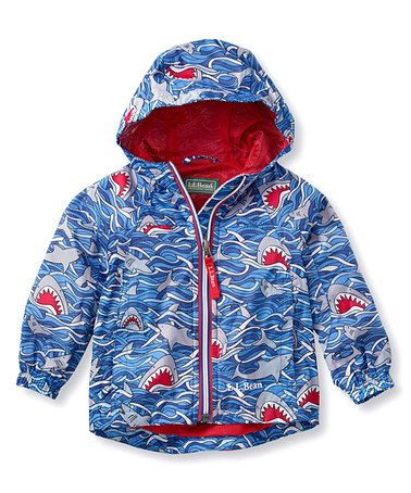 84fd268fa Another great find on #zulily! Regatta Blue Shark Discovery Rain ...