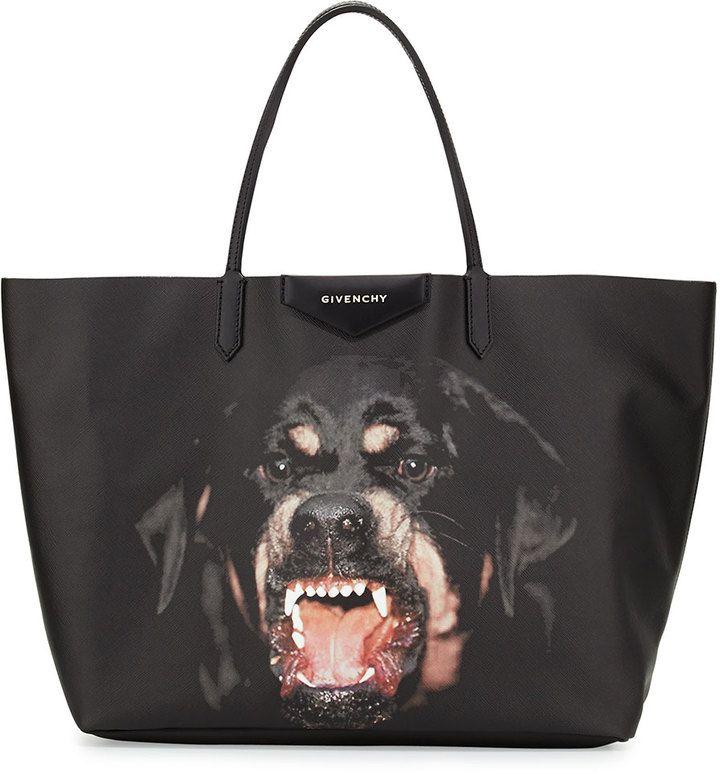 Womens Antigona Large Canvas Tote Bag Givenchy LqCtfB6w5