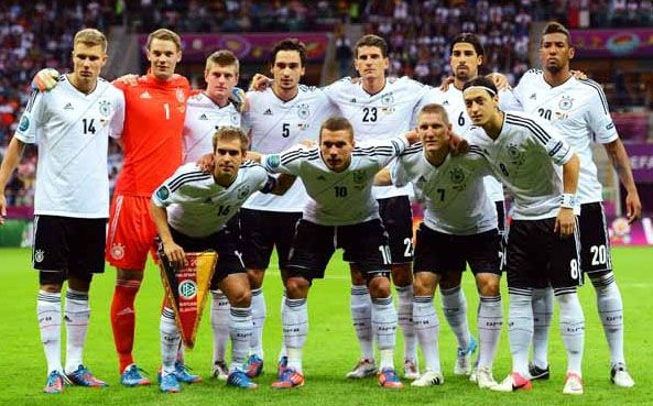 Germany Fifa World Cup 2014 History Qualifier Achievements Germany Football Team Germany Football Germany Soccer Team