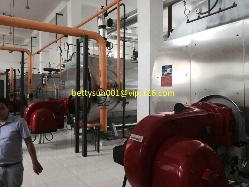 Heavy Oil Boilers Fired Boiler Best Rated Yongxing