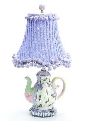 Farmhouse Lamp Shades Shabby Chic