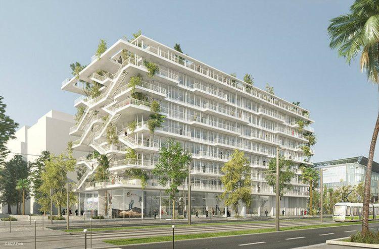 【可攀爬的绿山】法国 - sh_bobo - 空地上的设计