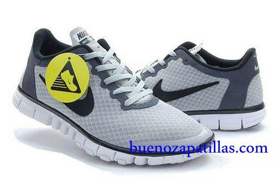chaussures de sport 6fabe 58a16 Hombre Nike Free 3.0 V2 Zapatillas (color : vamp - gris , en ...