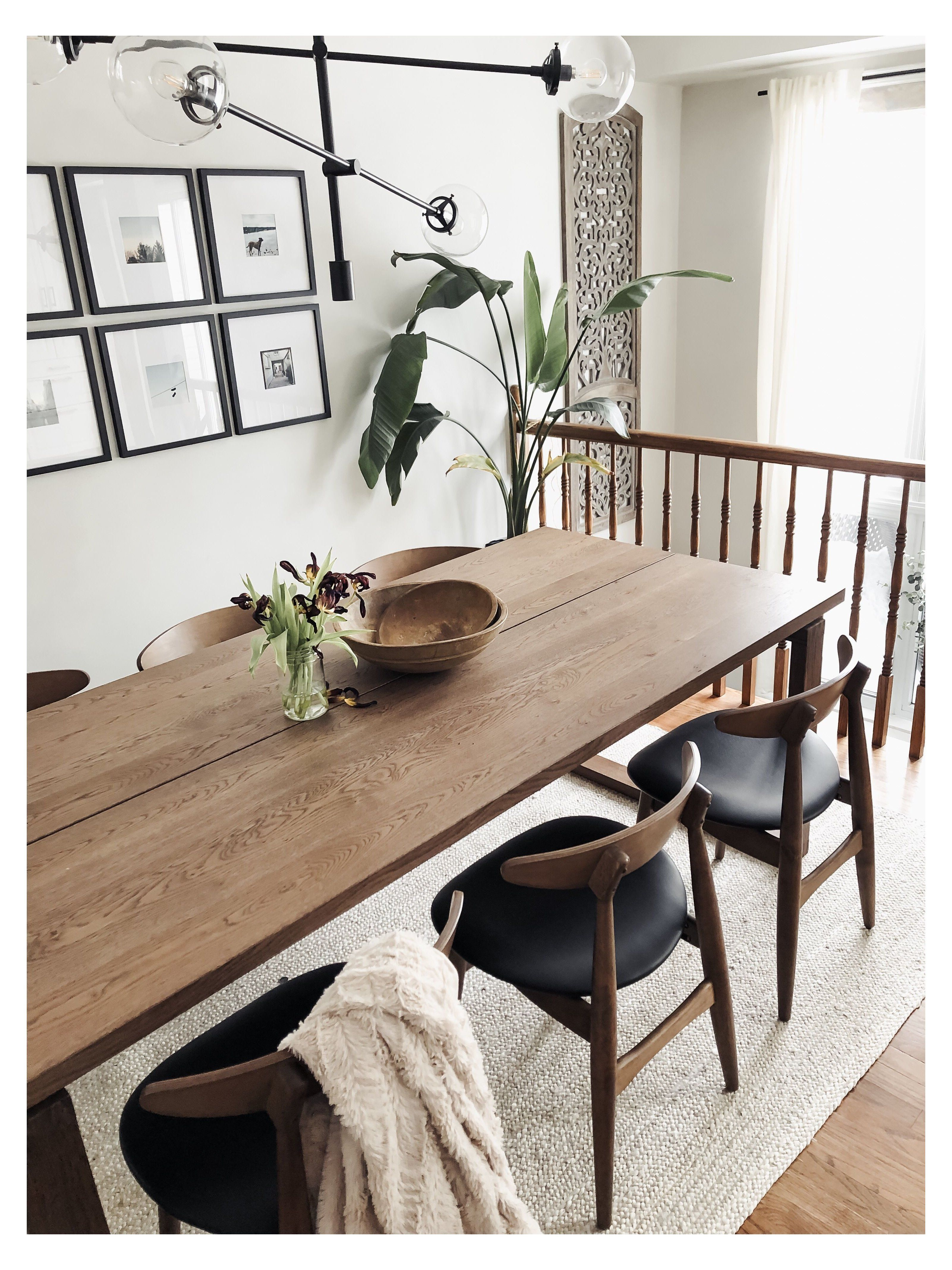 dining table chairs design modern