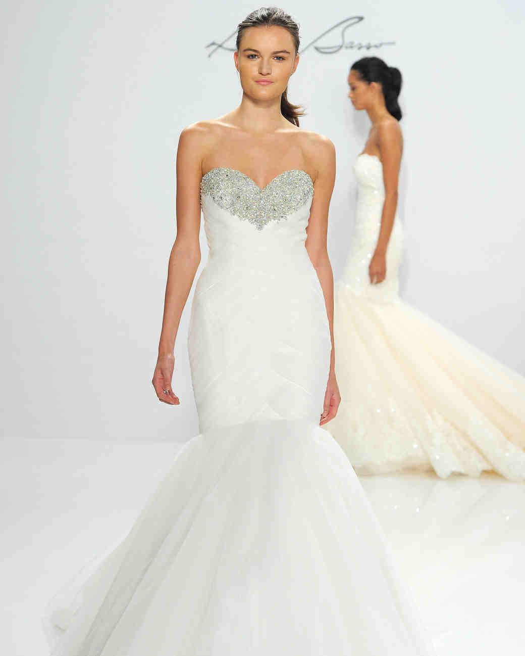 Dennis Basso for Kleinfeld 2017 Wedding Dress Collection | Martha ...