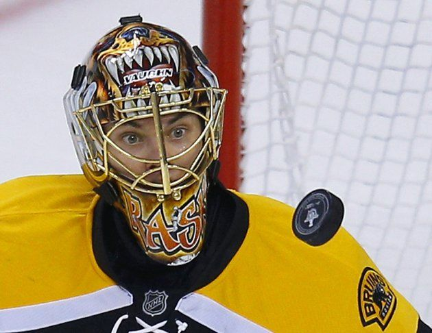 Stanley Cup Playoffs Second Round Boston Bruins Goalies Hockey Playoffs Bruins Hockey