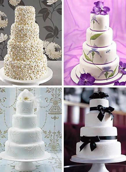 How To Make A Beautiful Diy Wedding Cake By Mich Turner Craftfo