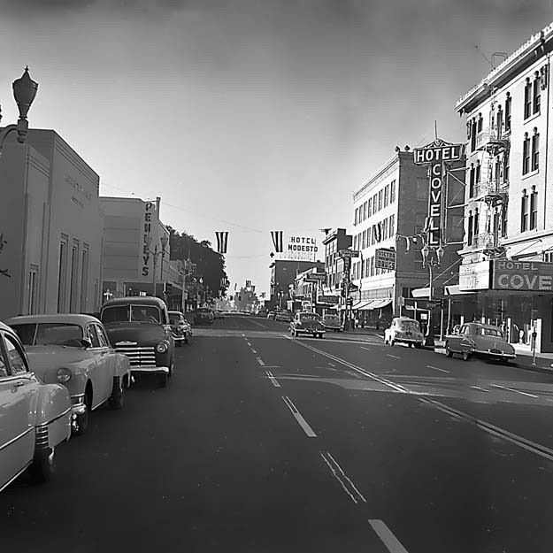 Back In The Day Modesto California California Pictures Modesto