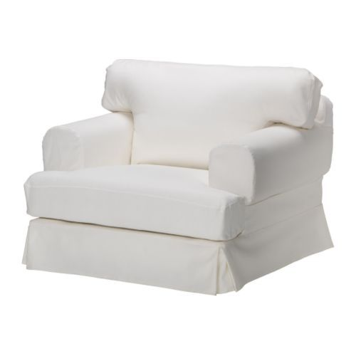 Ikea hovas the white comfy chair i want width 41 3 4 for Ikea comfy chair