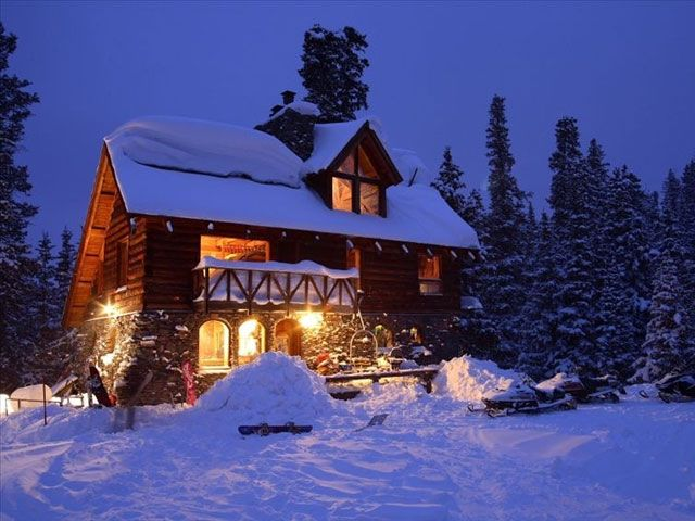 10 Cozy Cabins To Escape To This Winter | Cabins You Can Rent | Spend A