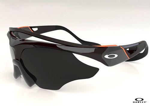 Oakley's Sweat Away Eyewear
