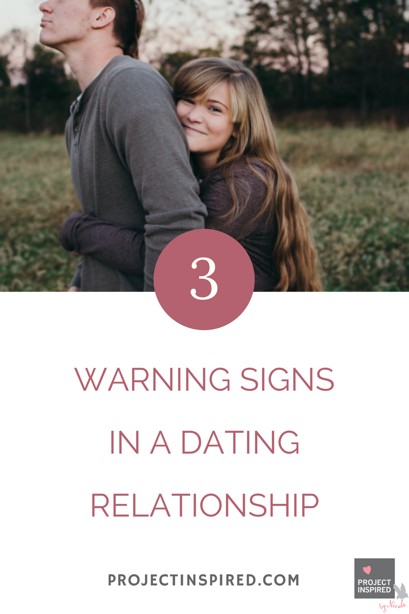 Warning Signs When Dating A Woman