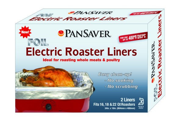 Foil Electric Roaster Liners
