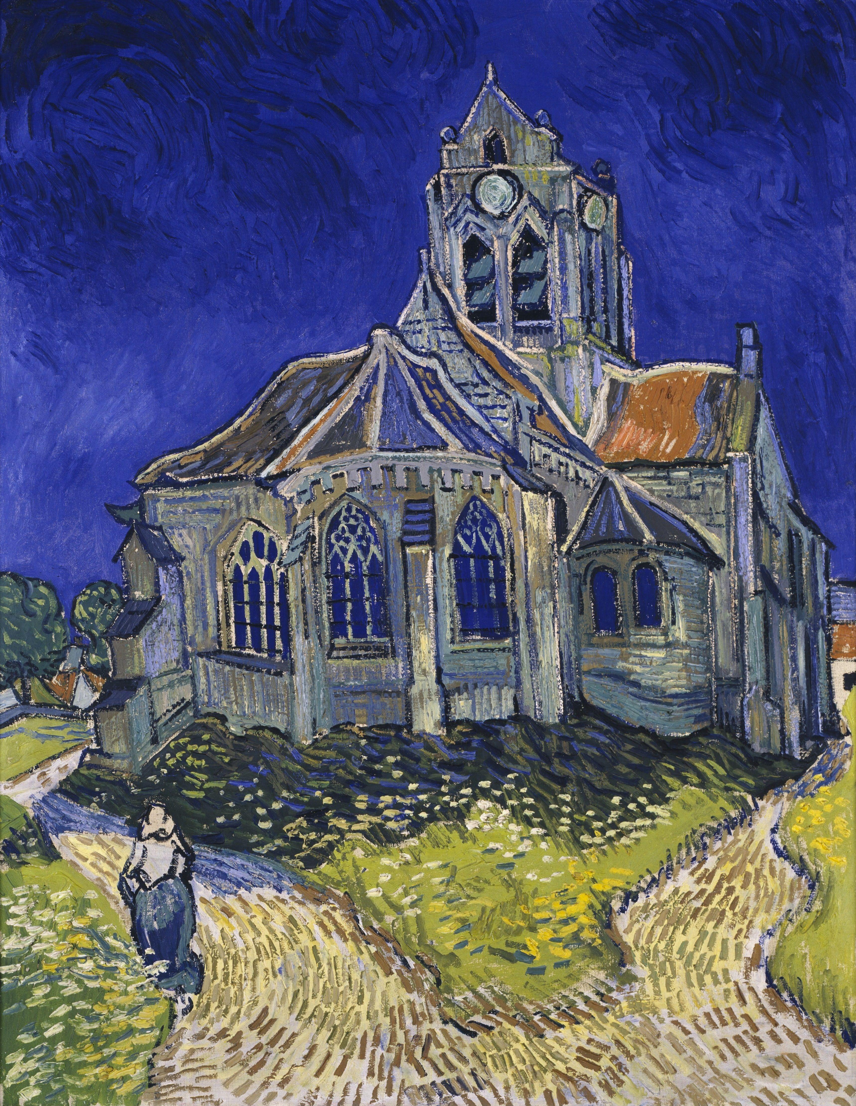 Comment Est Mort Van Gogh : comment, Artaud, Against, Society, Auvers, Oise,, Vincent, Gogh,