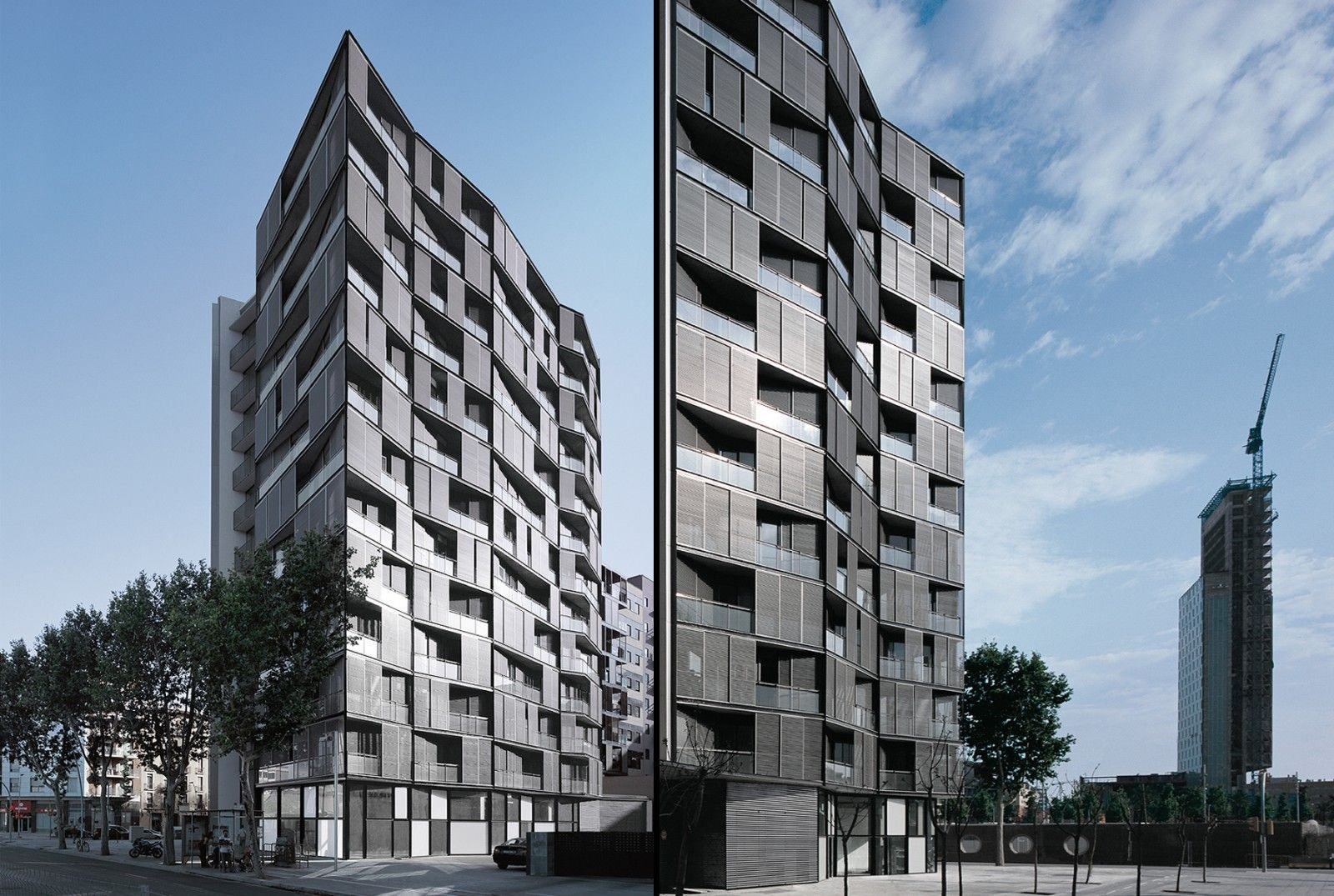 oab ferrater vertix idioma apartments building build
